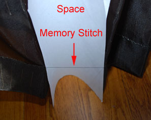 What Is A Bottom Memory Stitch Precision Draperies Llc
