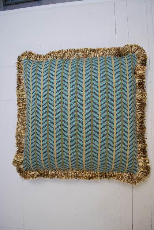 Pillow 2 Precision Draperies Llc
