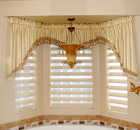 Rod Pocket Valance Precision Draperies Llc