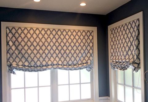 Fabric Shades Precision Draperies Llc