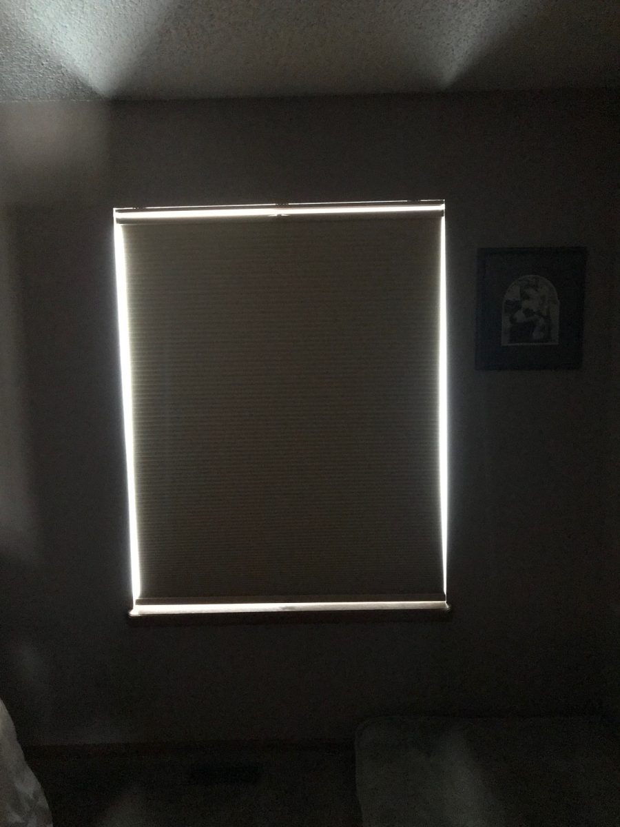 Concerns with Blackout Lined Draperies/Curtains