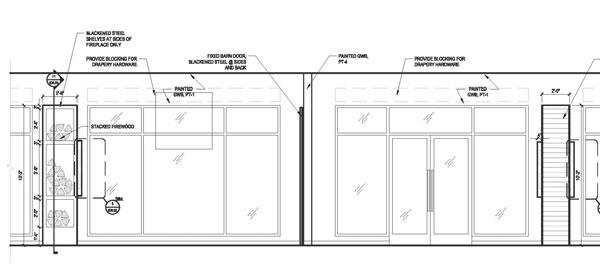Plans for grommet panels